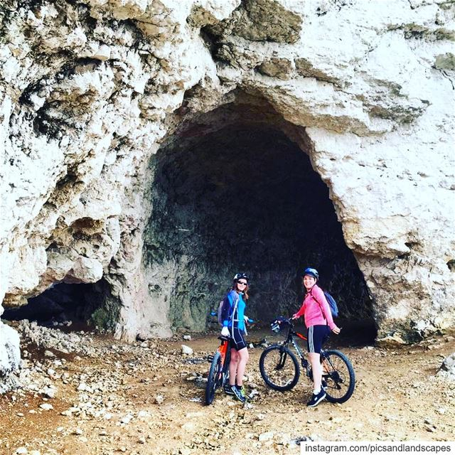 All you need is an urge for adventure 🚴‍♀️ adventuretime biking hiking... (Hamâte, Liban-Nord, Lebanon)
