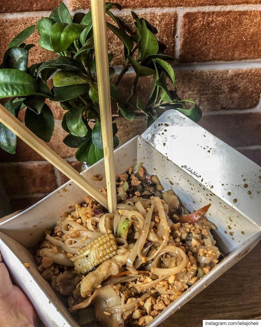 chicken noodles foodie chinesefood wok thewok liveloveeat ... (The Wok)