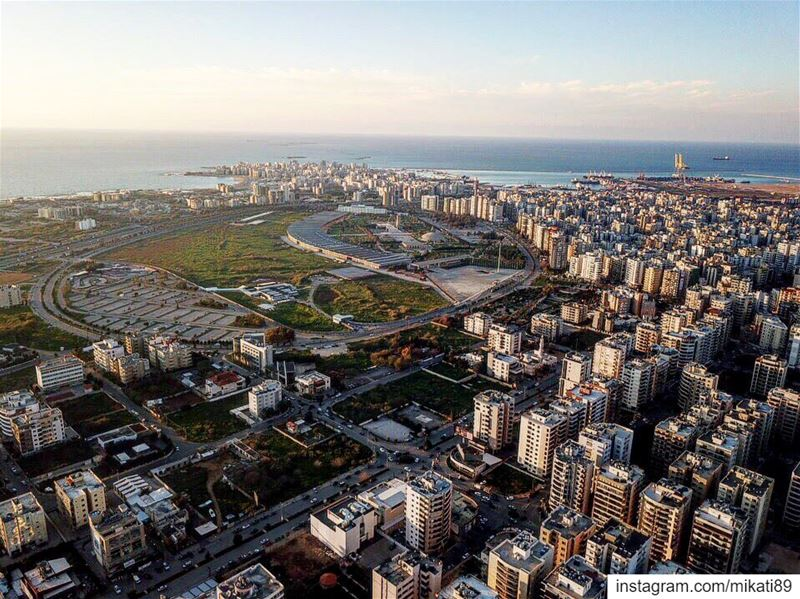 My Beloved City ❤️...... lebanon  tripoli  drone  photoofday ... (Tripoli, Lebanon)