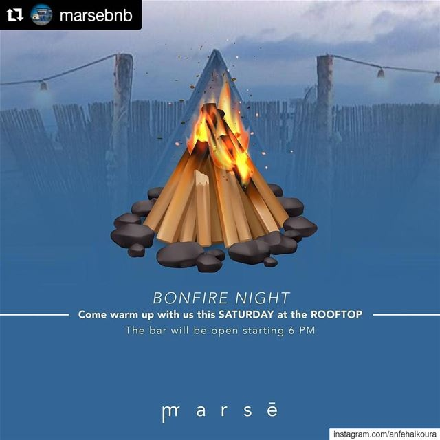 Repost @marsebnb・・・The weather is nice and warm, Sunsets have never... (Lebanon)