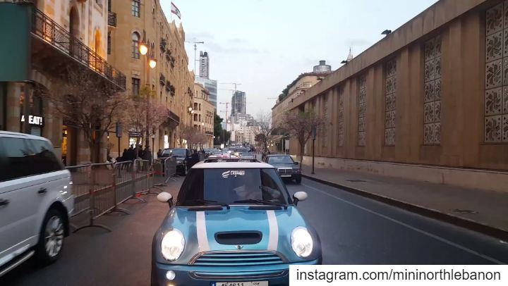 mininorthlebanon downtown beirut beirutnightlife beirut_lebanon ... (Downtown Beirut)