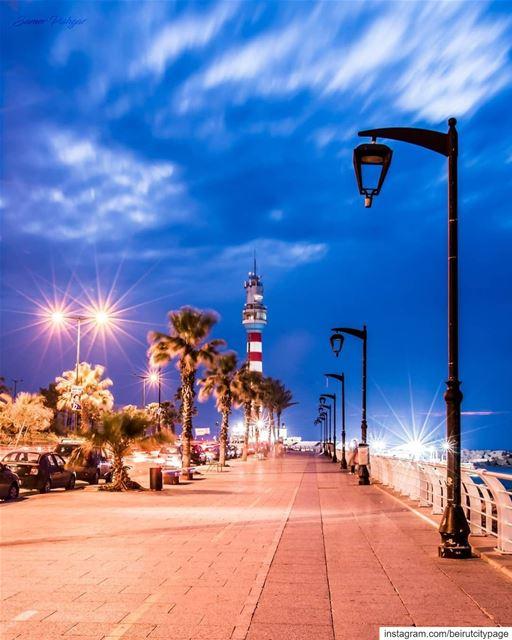 Al Manara Beirut - بيروت المنارة jounieh byblos lebanon paris travel...