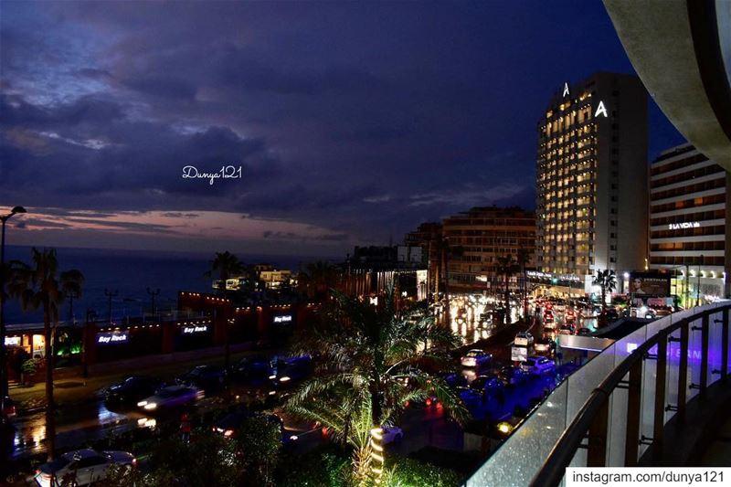  يخطىء القلب مره ، فيعاقبه العقل سنين🥀 لبنان بيروت جبل طبيعة travel... (Beirut, Lebanon)