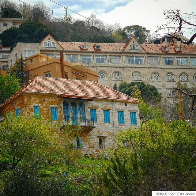 Houses 🏘 of Beit... (Beït Chabâb, Mont-Liban, Lebanon)