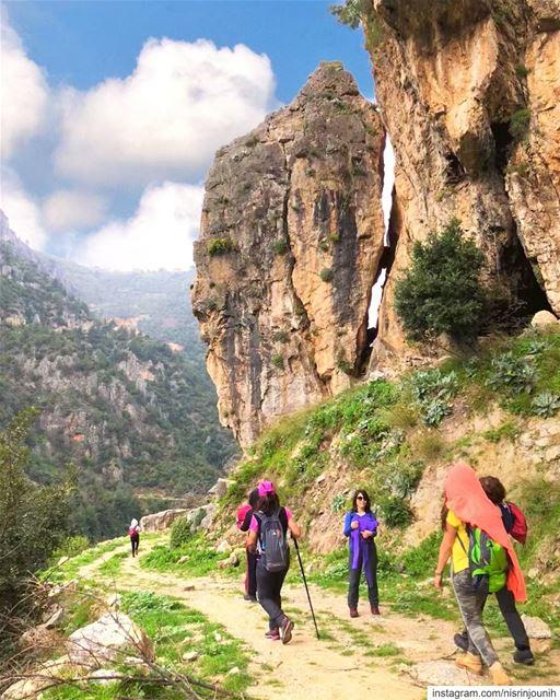 keepwalking positivevibes natureaddicts lebanon hikers adventuretime ...