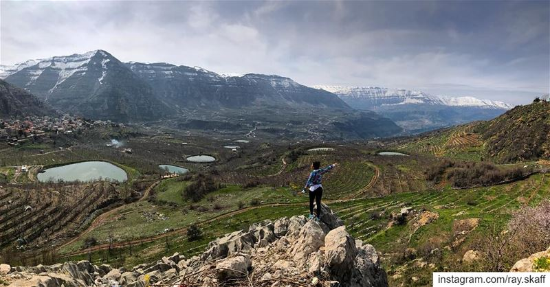 Open space‼️................. lebanon nature landscape... (OPEN SKY)