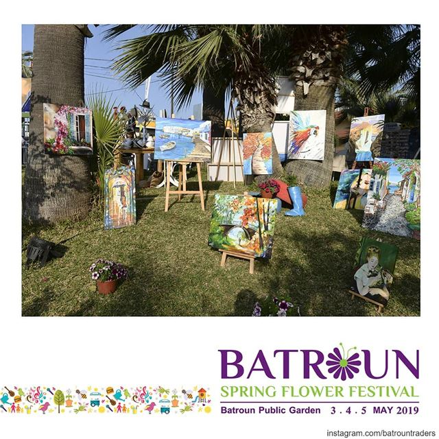 batroun springfestival 3_4_5_May batrounspringfestival ... (Batroun Spring Flower Festival)