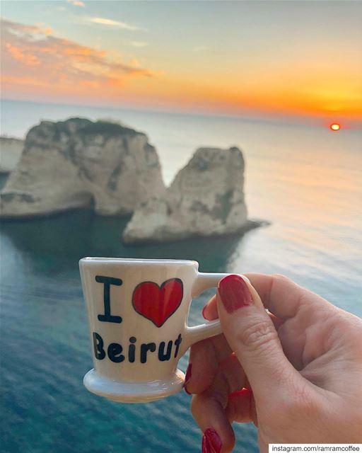 قال: اتريد القهوة او من تقهوى؟قلت : تحلو القهوة بوجود من اهوى....... (Al Falamanki Raouche)
