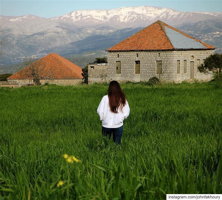 Spring... (Marjayoûn, Al Janub, Lebanon)