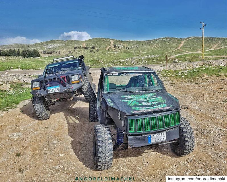 🇱🇧🇱🇧🇱🇧...@omar_ghraizy1 jeep xj falougha lebanon nofilter... (Falougha, Mont-Liban, Lebanon)
