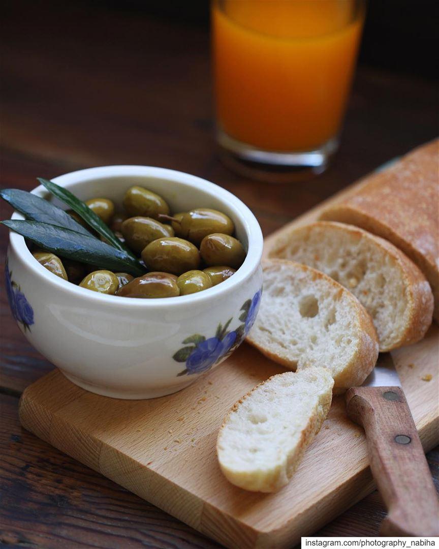 Good morning butter jam strawberry bread breakfast baking ...