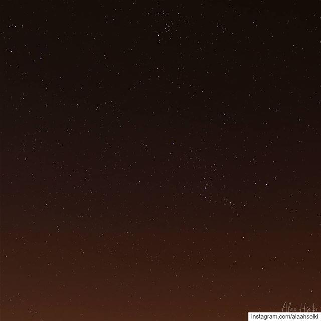 She's a Sky full of Stars 🌌... Hseiki Lebanon beirut nature ... (Baïssoûr, Mont-Liban, Lebanon)
