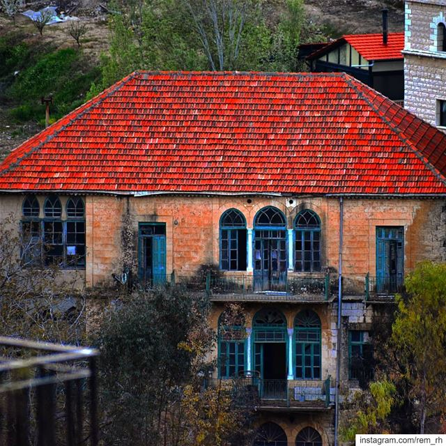 ~Art is never finished, only abandoned. Da Vinci~ (Jezzîne, Al Janub, Lebanon)