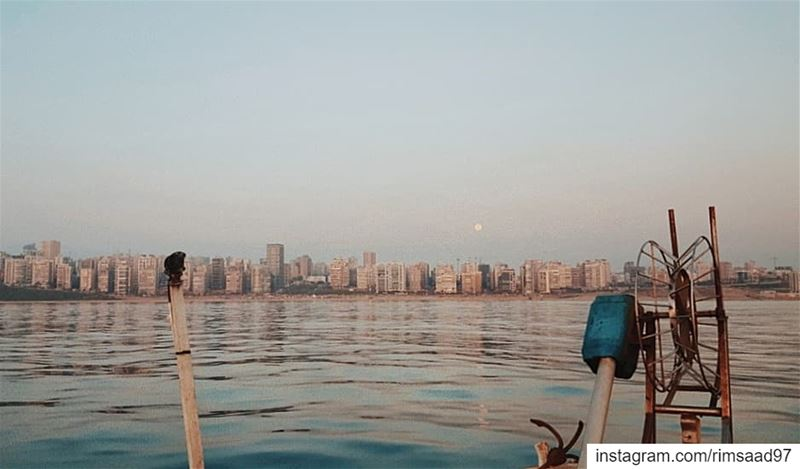 [ too far gone, too far gone 🚣‍♀️ ] 🌕••••••• lebanon  beirut ... (Beirut, Lebanon)