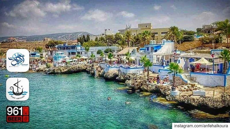 Tahet El-Rih summer2019 ❤️😍 @anfehalkoura@961beer@tahetelrih_anfehal (Lebanon)
