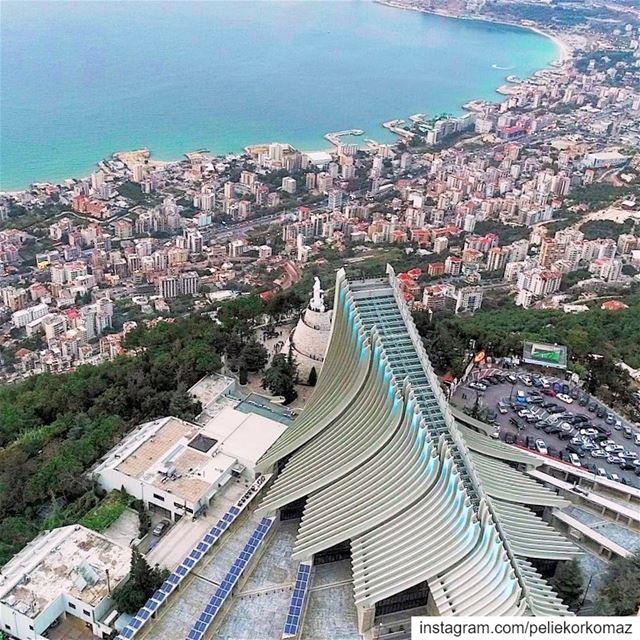 _______________________________________ super_lebanon lebanoninapicture... (Harîssa, Mont-Liban, Lebanon)