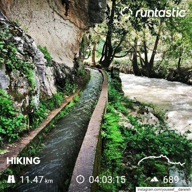 hiking runtastic lebanon northlebanon beirut batroun msailha sport... (Batroûn)