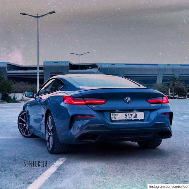 Shot no.7 (BMW M850I) 🌌——————————————————————— @ig_bmw @bmwm @bmw @bmwgas (Dubai, United Arab Emirates)