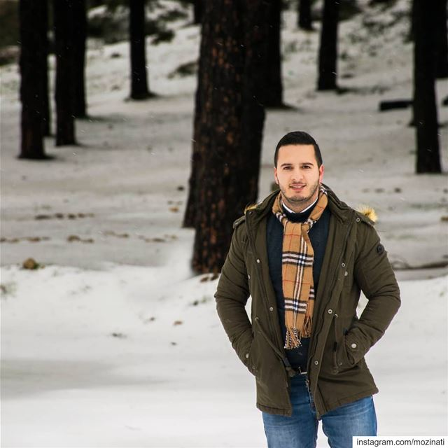 Take me deep into the wintry woods where hope glitters freshly worn.. !! == (Lebanon)