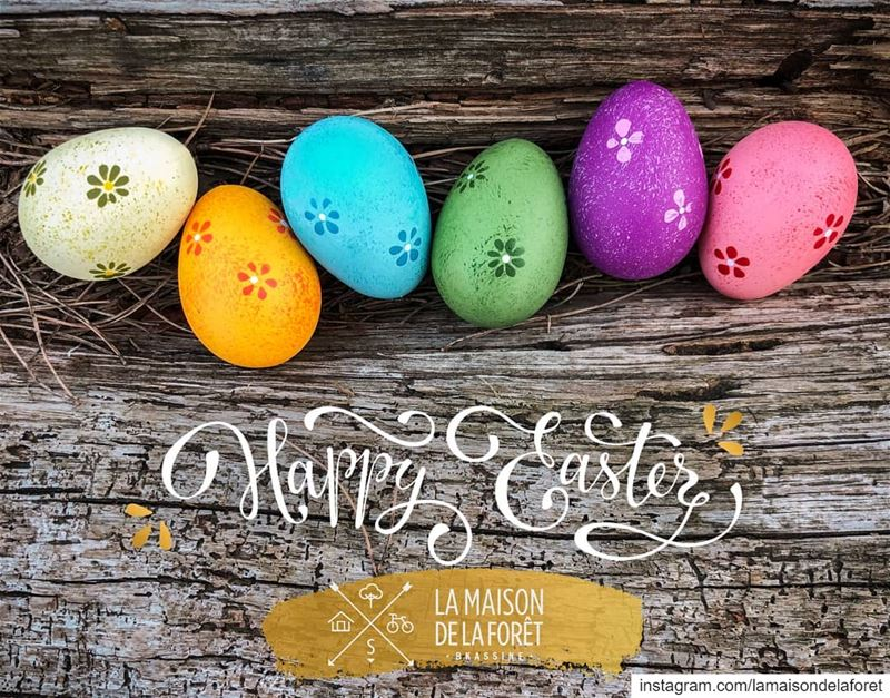 Wishing you and your family peace, love and happiness at Easter and...
