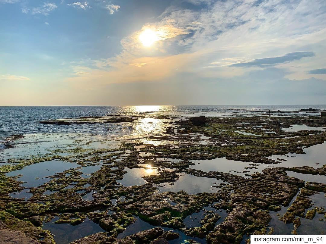 sunset sunrise nature instagood instapic instasummer instafollow ... (Byblos - Jbeil)