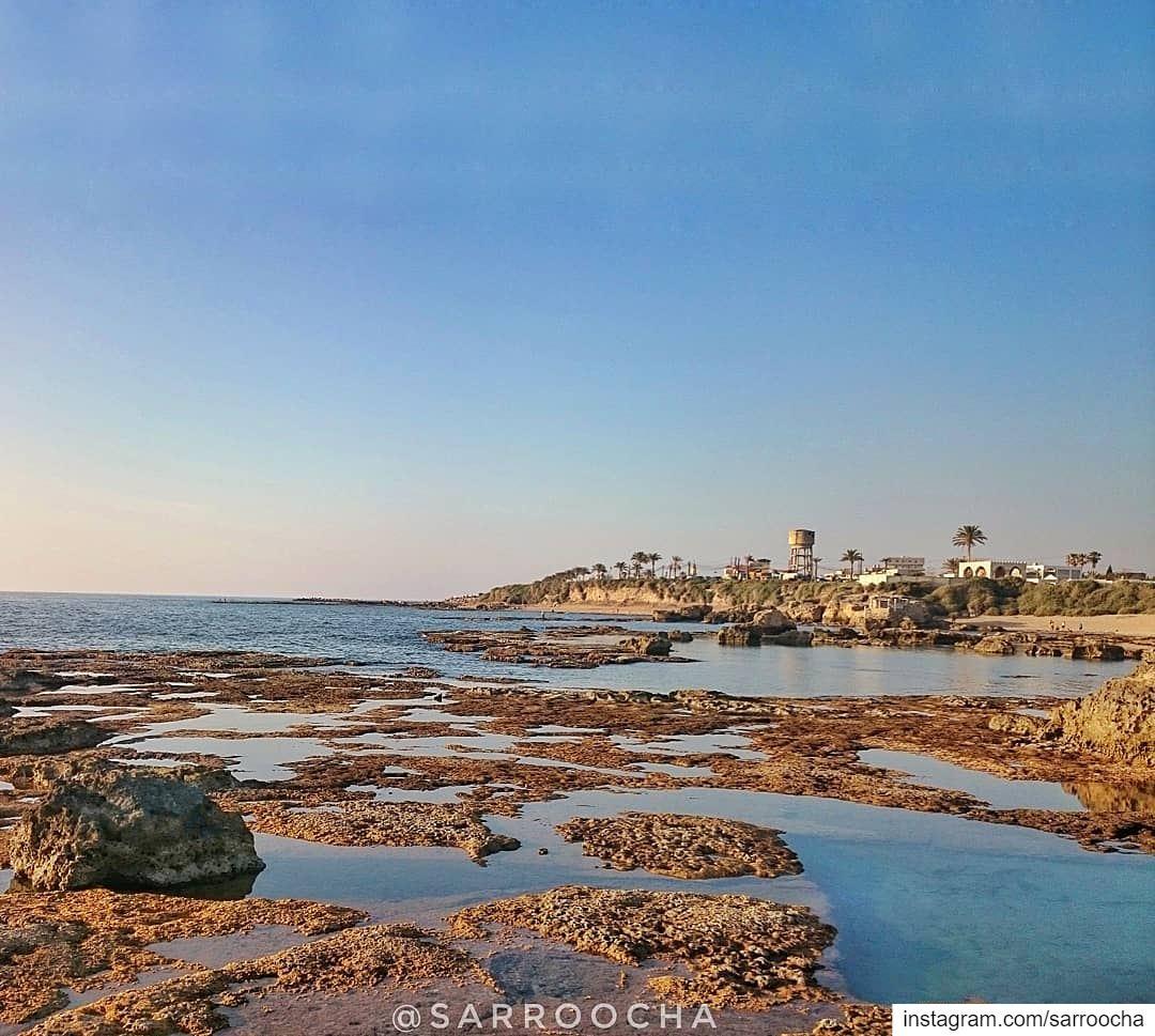 Silence isn't empty, it's full of answers. 🌊 takenbyme ptk_Lebanon ... (مدينة صور - Tyre City)