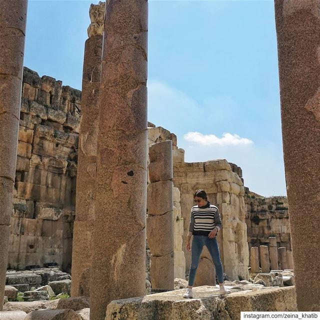 Heliopolis.......... baal baalbek temple roman history ...