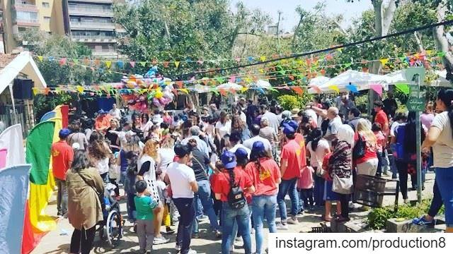 تتشرف جمعية عيش الأشرفية بدعوتكم بمناسبة عيد الفصح إلى مهرجان للأولاد يومي... (Achrafieh, Lebanon)