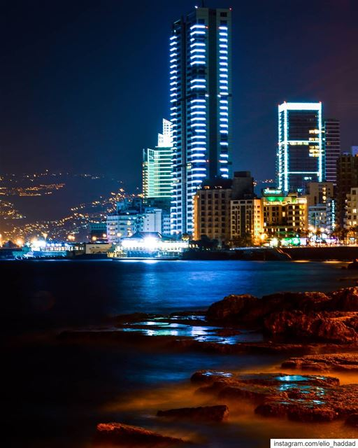 Beirut 🌆  Lebanon  Beirut  City  LiveLoveBeirut  LiveLoveLebanon  Sea ...