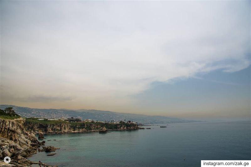 Vitamin Sea amshit lebanon leb sea middleeastern middleeast blue ... (Amchit)