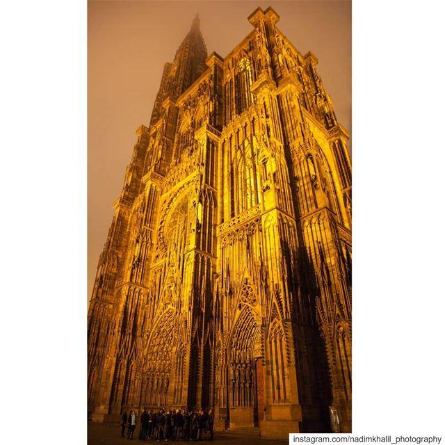 Cathédrale Notre-Dame de Strasbourg........................................ (Cathédrale Notre Dame de Strasbourg)