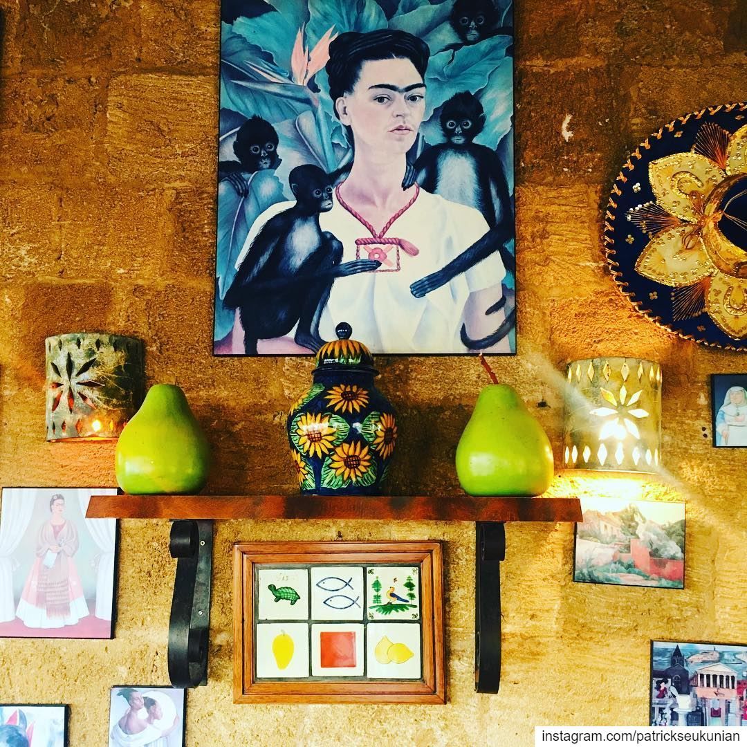 For The Love Of Frida. frida  fridakahlo  mexican  mexico  mexicanfood ... (El Molino - Mexican Restaurant)