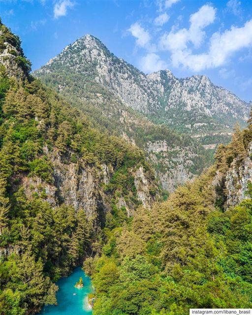 🇱🇧🇧🇷 Se o paraíso fosse um país, com certeza ele seria o Líbano. Foto... (Chouwen)
