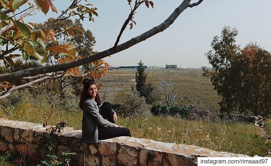 Somewhere else to be | 🍂🍃••••••• lebanon south nature ... (Deir Al Zehrane)