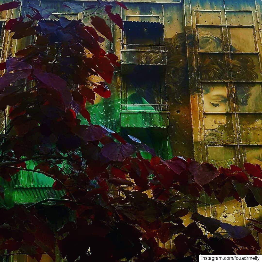 graffiti graffitiart graffitiwall livelovebeirut bestofleb ... (Beirut, Lebanon)