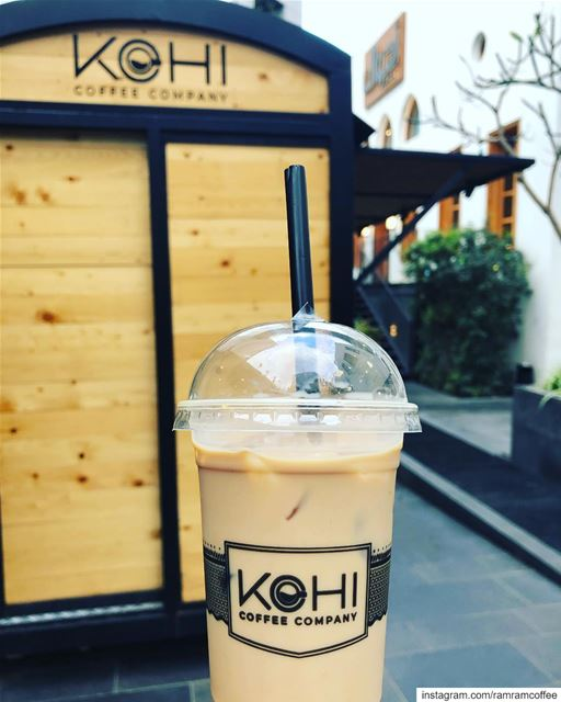 Let's the weekend start 🧚🏻‍♀️💁🏽‍♀️☕️ helloweekend . ........ (Kohi Coffee Company)