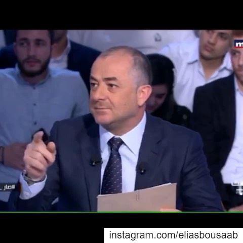 """موقف الوزير بو صعب من تدبير رقم ٣: """"لي بيقبضوا العسكر بتدبير رقم ٣ مش هوي ل (Lebanon)"""