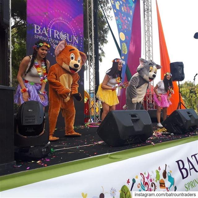 Day 2 batroun springfestival 3_4_5_May batrounspringfestival ... (Batroun Spring Flower Festival)