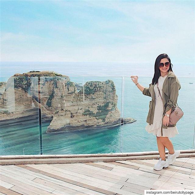 Raouche Beirut - بيروت الروشة jounieh byblos photography photographer...