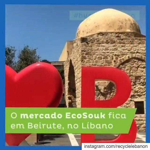 Repost from @human2human_br ... Conheça o EcoSouk, o primeiro mercado...