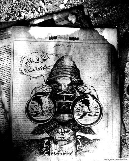 ابو خليل البيروتي leburbex exploretheglobe worlderlust travelandlife... (Beirut, Lebanon)