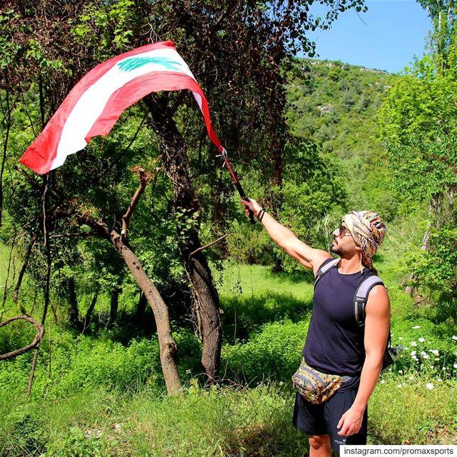 Ouyoun el Samak hike today 💕🇱🇧 promaxsports liveloveakkar ig_lebanon... (Ouyoun El Samak Waterfalls)