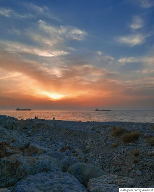 With every sunset there's an opportunity for a new dawn to be reborn...... (Lebanon)
