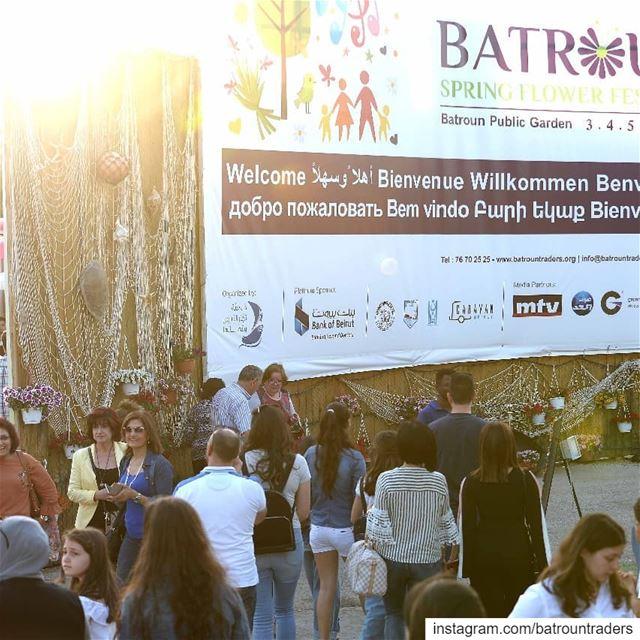 Day 3 batroun springfestival 3_4_5_May batrounspringfestival ... (Batroun Spring Flower Festival)
