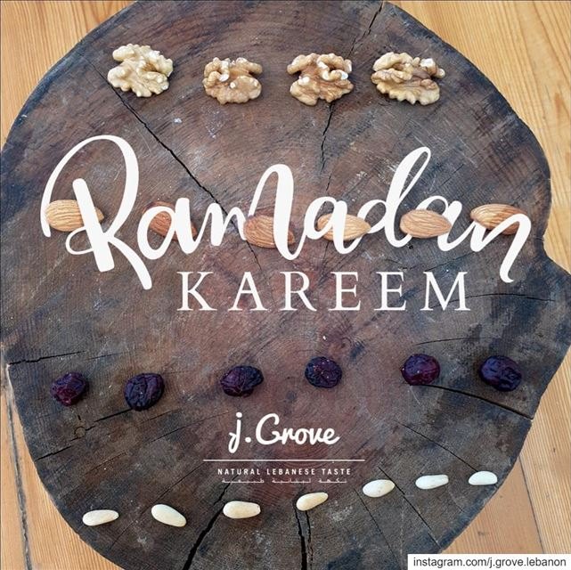 May this holy month bring joy, health and wealth to all.  RamadanKareem! ❤️
