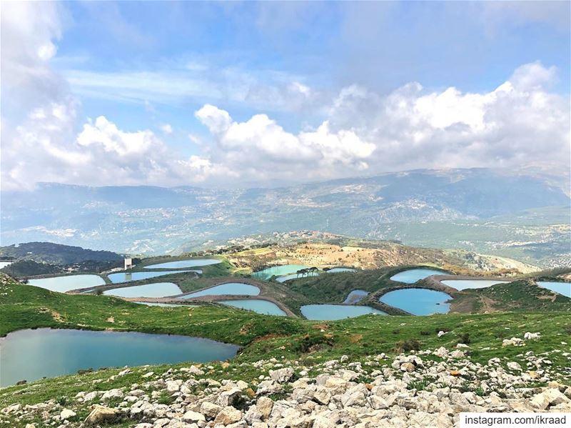 lebanon hike mountain natural creatures ... (Falougha, Mont-Liban, Lebanon)