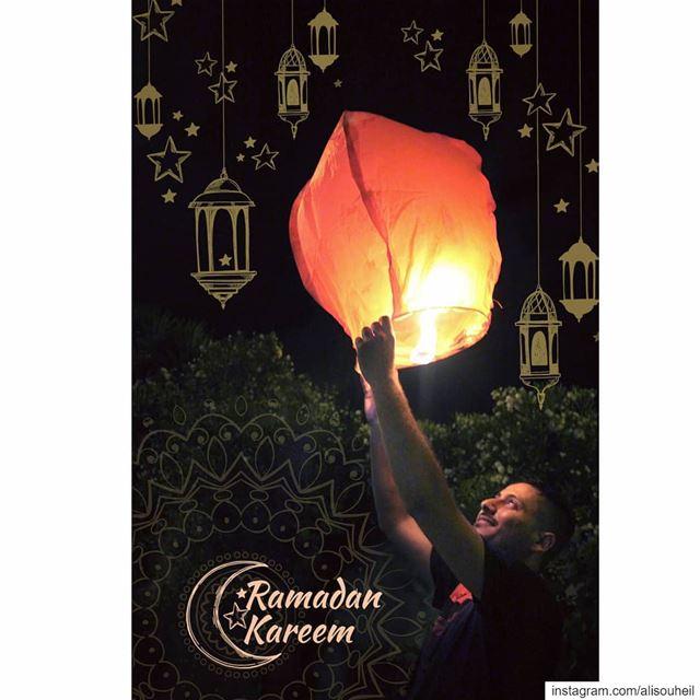 كل عام و أنتم بخير... رمضان كريم ...Ramadan kareem رمضان رمضان_كريم ...