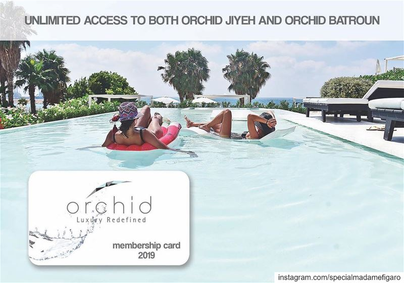 The Best Summer Destination just got better!!!!Orchid just released their...