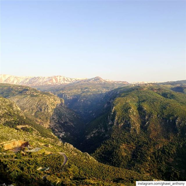 North's Mountains ⛰️🇱🇧_______________________________ mountains ... (North Governorate)