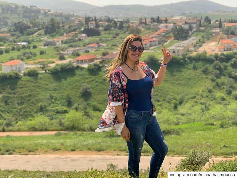 منرفض نحنا نموت قولولهن رح نبقى ارضك والبيوت والشعب لعم يشقى هول النا يا ج (Marjayoûn, Al Janub, Lebanon)